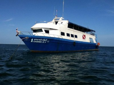 Chumphon Diving MV1