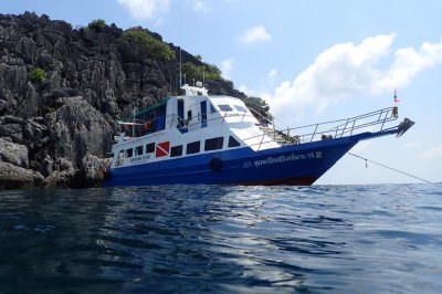 Chumphon Diving MV 2