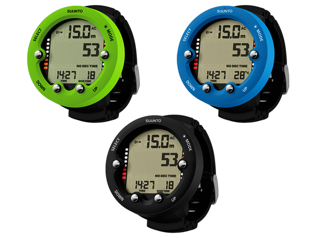 Suunto+Dive+Computers
