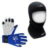 Gloves & Hood