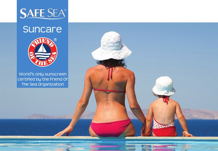 Safe Sea Sunscreen - Friend of the Sea